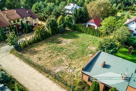 Działka budowlana, sprzedaż, Borówiec