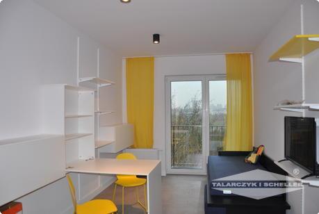 Mieszkanie na wynajem Poznań, rataje, ul. Serafitek