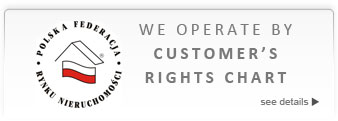 Customer's Rights Chart